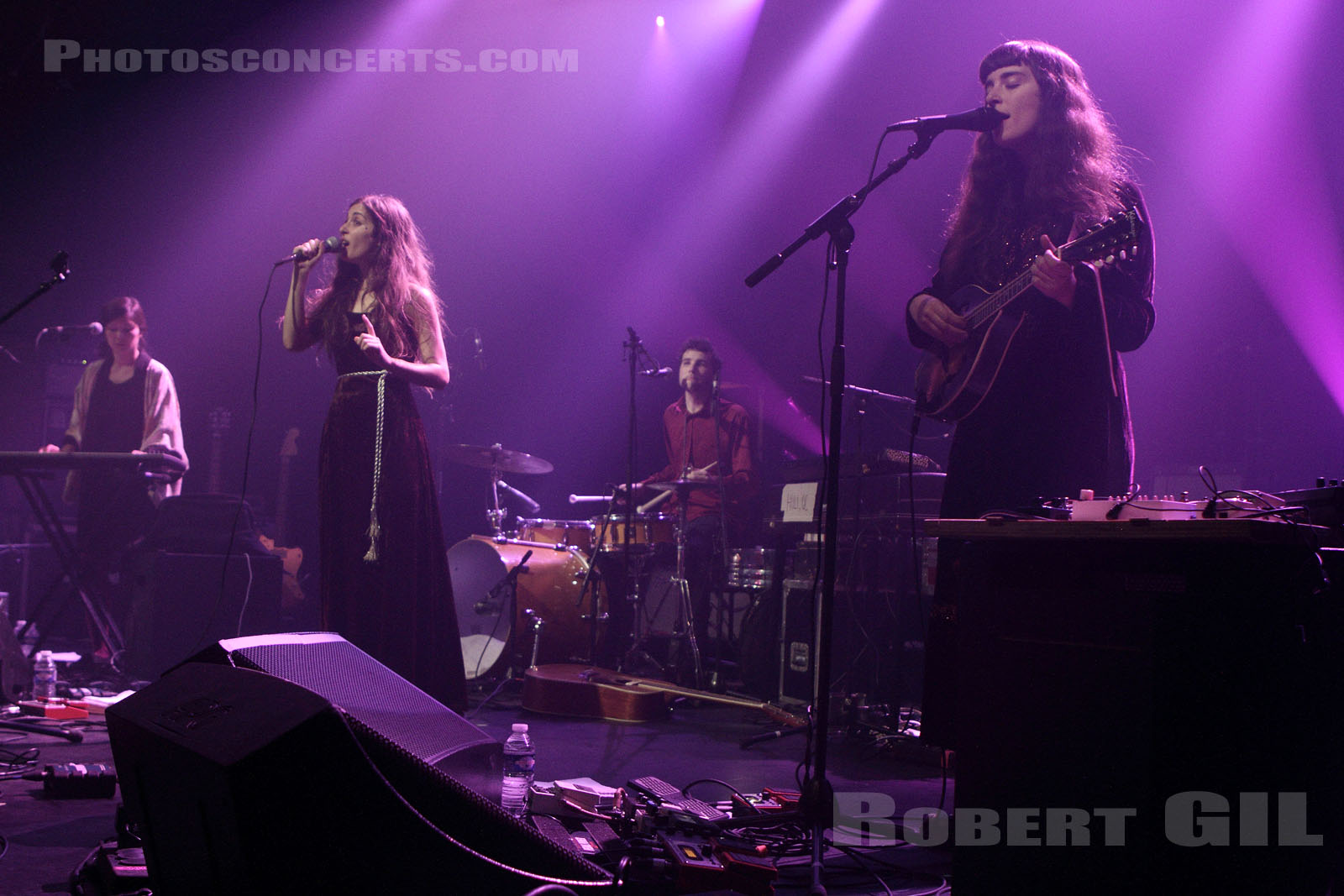 TASSEOMANCY - 2014-10-21 - PARIS - Le Bataclan